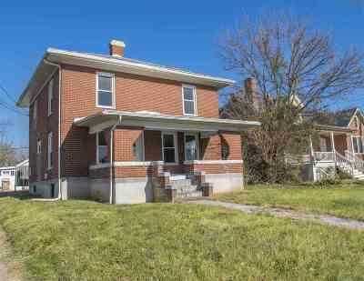 Harrisonburg Rental For Rent: 672 E Market St