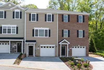 Townhome For Sale: 625 Spring Oaks Dr