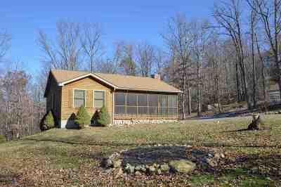 Single Family Home For Sale: 1279 Cold Springs Dr