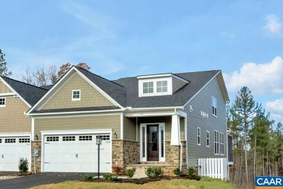 Louisa County Townhome For Sale: 176 Bayberry Ln