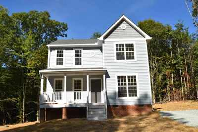 Louisa County Single Family Home For Sale: Lot 3 Courthouse Rd