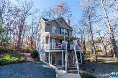 Fluvanna County Single Family Home For Sale: 5 Bridlewood Dr