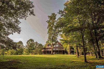 Madison County Single Family Home For Sale: 5919 Ruth Rd