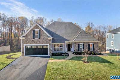 Albemarle County Single Family Home Pending: 127 Concho Ln