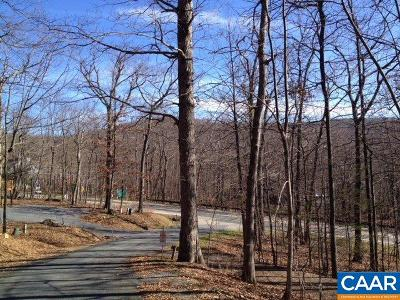 Nelson County Lots & Land For Sale: Hickorynut Rd