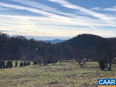 Albemarle County Lots & Land For Sale: Mint Springs Rd