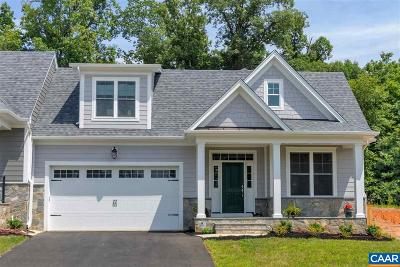 Albemarle County Single Family Home For Sale: 31 Maroon Creek Ct