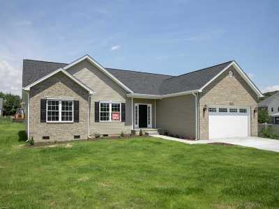 Harrisonburg Single Family Home For Sale: 1360 Wine Dr