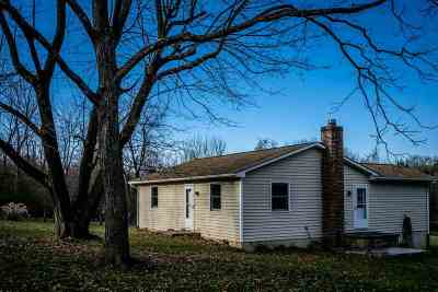 Single Family Home Sold: 3345 Ragtown Rd