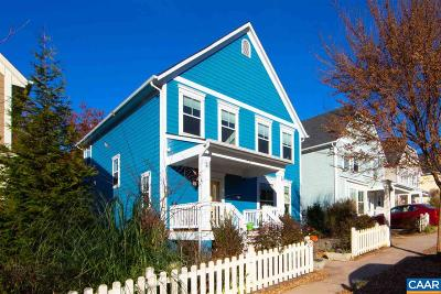 Charlottesville Single Family Home For Sale: 235 Huntley Ave