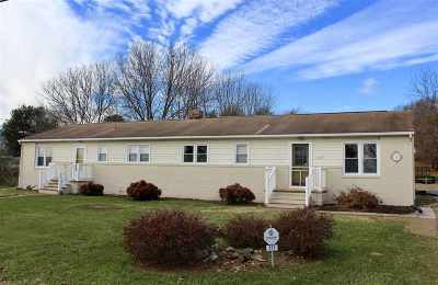 Harrisonburg VA Multi Family Home For Sale: $230,000
