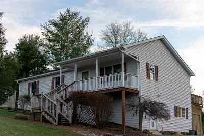 Rockingham County Single Family Home For Sale: 5945 W Donnagail Dr