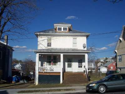 Harrisonburg Rental For Rent: 458 W Wolfe St #Down