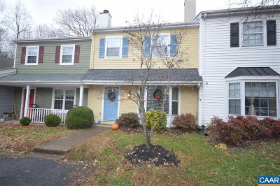 Townhome For Sale: 1574 Cool Springs Rd