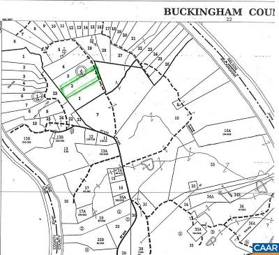 Buckingham County Lots & Land For Sale: Travelers Rest Ln