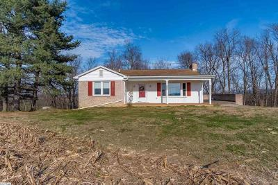 Fort Defiance Single Family Home For Sale
