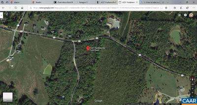 Lots & Land For Sale: 4331 Hadensville Farm Rd