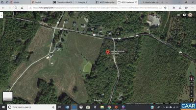 Lots & Land For Sale: 4333 Hadensville Farm Rd