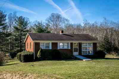 Rockingham County Single Family Home For Sale: 12917 Brocks Gap Rd