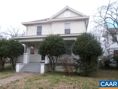 Single Family Home For Sale: 133 Easton Ave