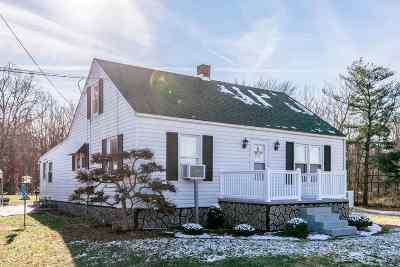 Rockingham County Single Family Home For Sale: 10714 Browns Gap Rd