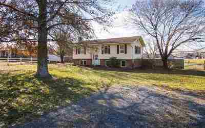 Rockingham County Single Family Home For Sale: 2564 Honey Run Rd