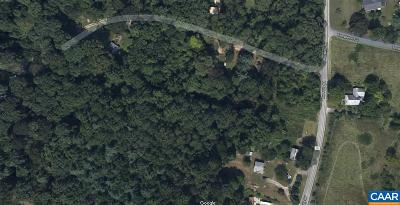 Albemarle County Lots & Land For Sale: 2560 Rio Mills Rd