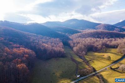 Albemarle County Lots & Land For Sale: Heards Mountain Rd