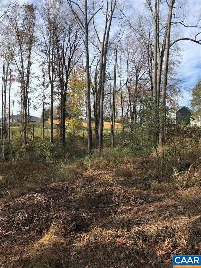 Albemarle County Lots & Land For Sale: Country Green Rd