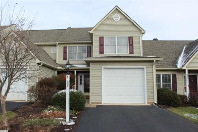 Augusta County Townhome For Sale: 33 Ashleigh Dr