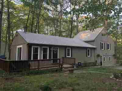 Fluvanna County Single Family Home For Sale: 1 Dogleg Rd