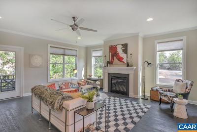 Charlottesville Townhome For Sale: 235 Belvedere Blvd