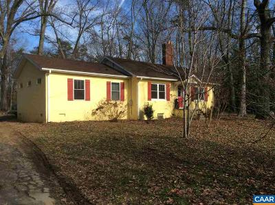 Single Family Home Pending: 5153 Union Mills Rd