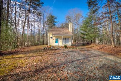 Single Family Home For Sale: 863 Morning Glory Turn