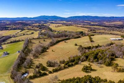 Staunton Lots & Land For Sale: Shutterlee Mill Rd