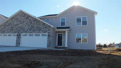 Rockingham County Townhome For Sale: 788 Coltsfoot Ln