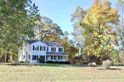 Charlottesville Single Family Home For Sale: 2530 Wyngate Rd