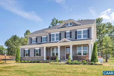 Albemarle County Single Family Home Pending: 10 Whirlaway Dr