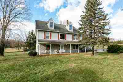 Rockingham County Single Family Home For Sale: 8876 E Timber Ridge Rd