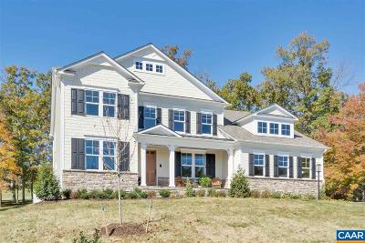 Albemarle County Single Family Home Pending: 18 Cottontail Way