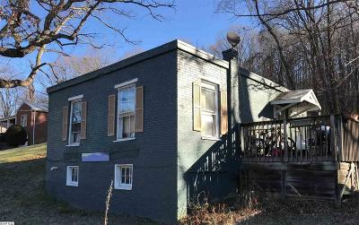 Staunton Single Family Home For Sale: 1607 Churchville Ave