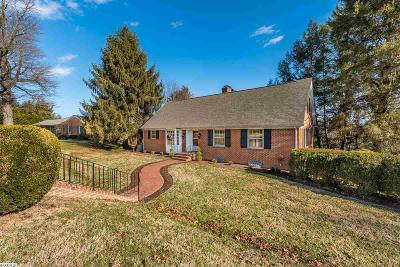 Waynesboro Single Family Home For Sale: 1020 Fairway Dr