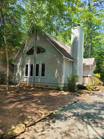 Fluvanna County Single Family Home For Sale: 37 Overlook Cir