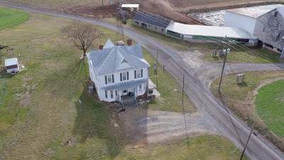 Rockingham County Farm For Sale: 3924b N Whitesel Church Rd