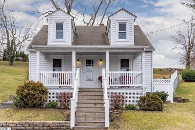Staunton VA Single Family Home For Sale: $167,000