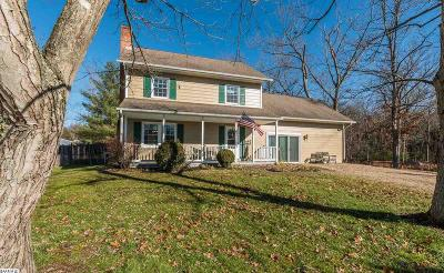 Grottoes Single Family Home For Sale: 103 Mercer Cir
