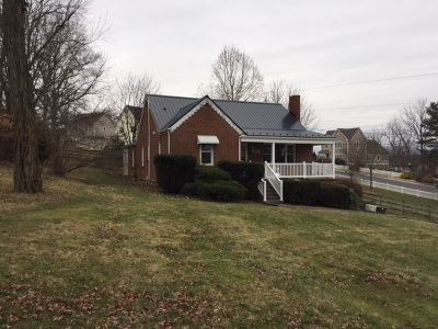 Staunton VA Single Family Home For Sale: $169,500
