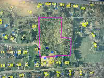 Elkton Lots & Land For Sale: Clover Ln