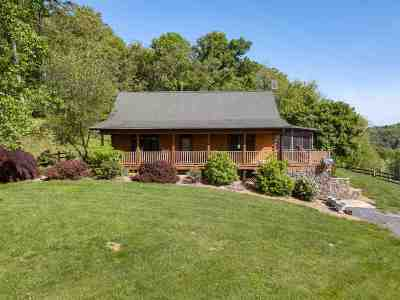 Augusta County Single Family Home For Sale: 561 Dices Spring Rd