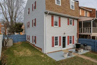 Harrisonburg Townhome For Sale